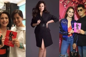 Bongga! Celebrities flock to Ruffa Gutierrez' book launch of