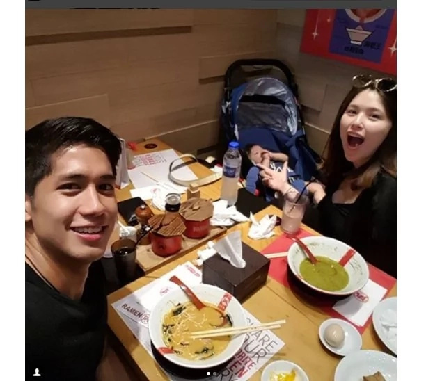 Aljur Abrenica's cute date with his partner Kylie Padilla and their son Alas melts hearts on social media