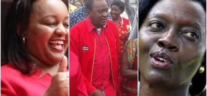 Uhuru declines to endorse Karua and Waiguru for the Kirinyaga gubernatorial seat, details