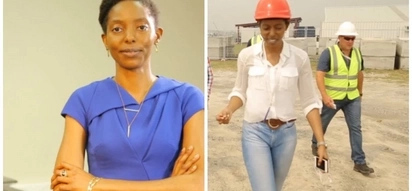 Meet female OIL tycoon who never wanted to work in oil and gas industry (photos).