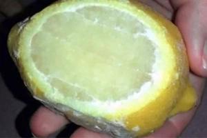 Esta es la razón por la que debes congelar los limones antes de usarlos
