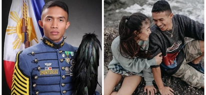 Farmer's son graduates PMA as valedictorian, gets house and lot as reward, and will marry girlfriend after graduation