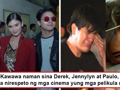 Mga mang-aagaw kayo! Vice, Daniel and Pia, earn ire of fans of other MMFF stars after cinemas took down their movies, replaced with 'Revenger Squad'