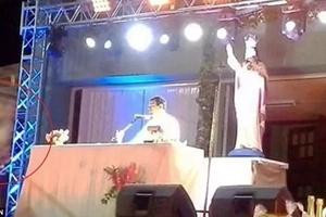 ¿MILAGRO? Jesucristo aparece en una imagen con un sacerdote argentino