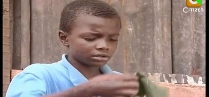 Ujumbe wa muigizaji BAHA kwa nyanyake baada ya KIFO cha mamake utakuyeyusha moyo