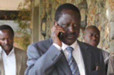Raila Odinga to have 'fish and ugali' lunch with Moses Kuria