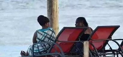"""Wanasiasa wathibitisha msemo """"Mombasa Raha"""" na kukosa kuhudhuria kongamano (picha)"""