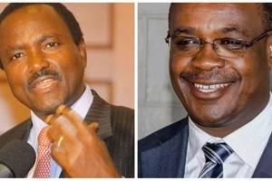 Details of the secret meeting between Kalonzo and Kidero in Karen