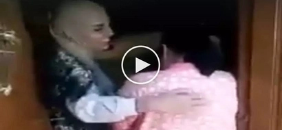 Nakakaiyak naman! Emotional OFW breaks down after getting surprise birthday party from Arab employers