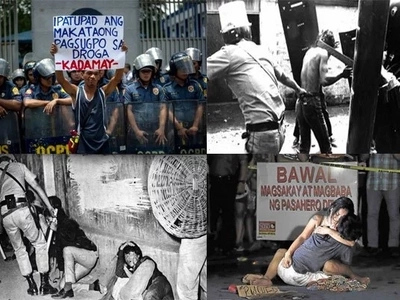 Nakakatakot na! Martial Law victims say drug war resembles Marcos atrocities