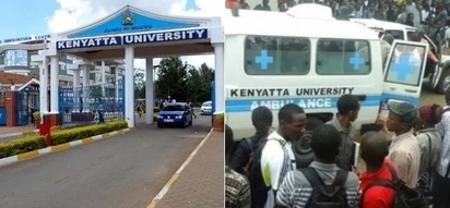 Kenyatta University student found dead with a note asking the ex-boyfriend to bury her