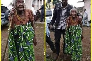 This 131-year-old granny is too adorable (photo)