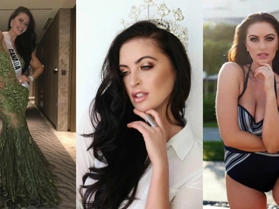 Miss Universe Canada slams bashers, says she is only promoting being healthy and confident