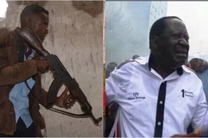 Scare as armed youths open fire at Raila's rally in Turkana