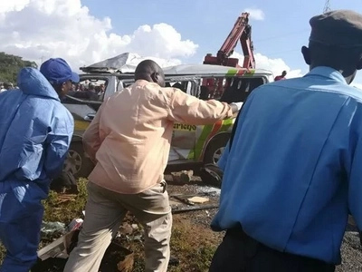 8 die in Kericho accident