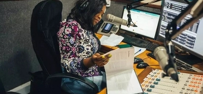 Popular radio presenter who lost 7 inches of her waist comes to the rescue of desperate women with big waists (photos)