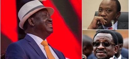 Orengo, Outa tell Raila to pull out of deal with Uhuru over Miguna saga