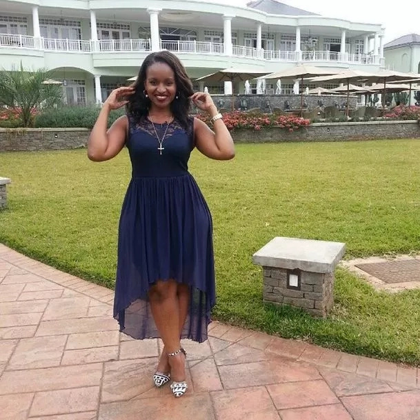 Forget about Migingo, this Beautiful Kenyan TV girls has sparked MAJOR war between Kenya and Uganda