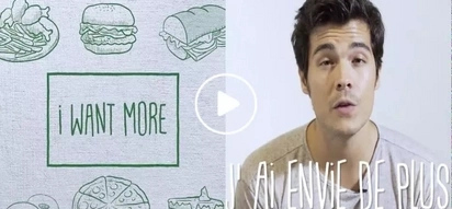 Erwan Heussaff does another French tutorial that is way more useful than his last one