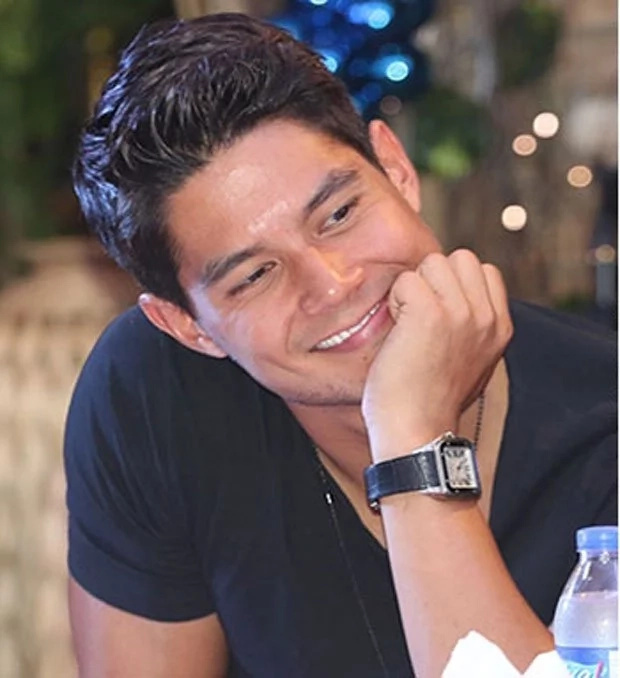 Daniel Matsunaga gives no reaction to Erich Gonzales' latest photo shoot