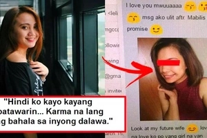 Inahas ng sariling kaibigan? This heartbroken girl revealed her boyfriend's alleged relationship with her own friend!