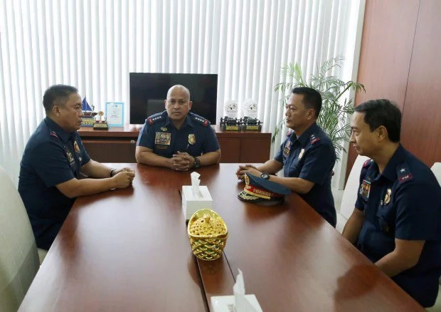 "'Bato' on accused generals: ""I want to cry with them"""