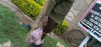 Security guard caught red-handed stealing after owner lays trap (photos)