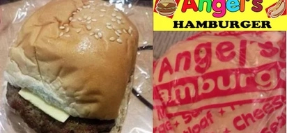 Netizens claim this burger is worse than Angel's burger
