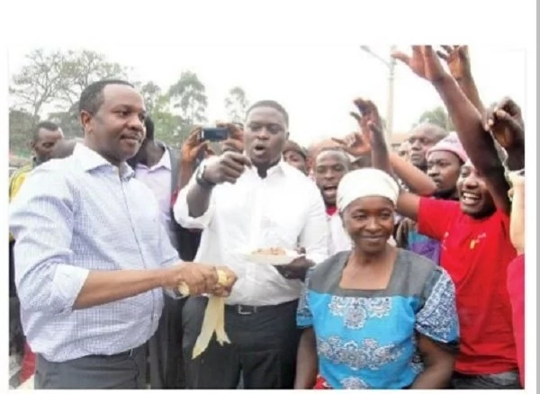Section of Jubilee MPs blast Moses Kuria