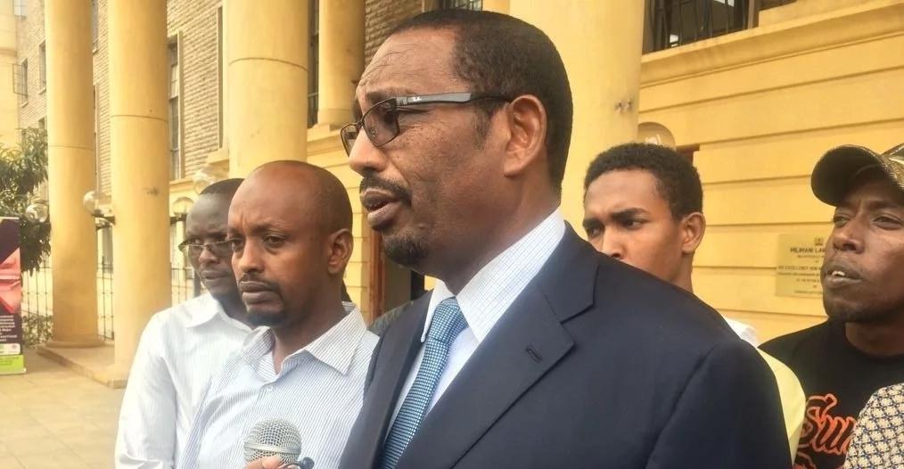 Kalonzo will not be sworn in as earlier promised-Wiper Deputy leader Farah Maalim