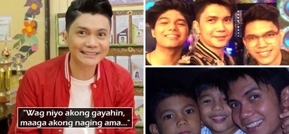 Wag nyo akong tularan! Vhong Navarro reveals deepest desire for two sons and it's not to follow in his footsteps as 'batang ama'