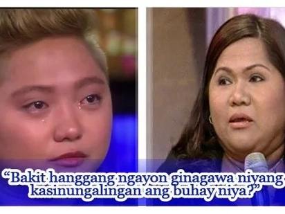 """""""Nagsisinungaling parin siya hanggang Ngayon"""" Raquel Pempengco disappointed to Jake Zyrus' statements"""