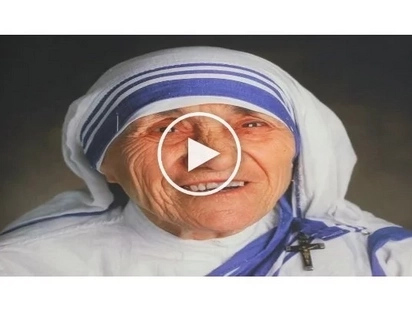 Mother Teresa Reminds Us Again To Love One Another. This Is A Video Showing Saint Teresa of Calcutta Making A Speech Of Loving One Another.