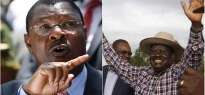 Wetang'ula demands explanation from Raila over secret meeting with Uhuru