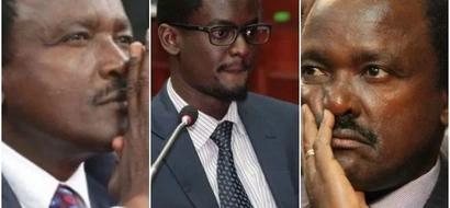 Kalonzo Musyoka's son taken to court