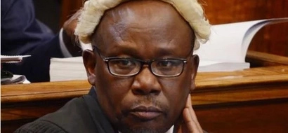 Githu Muigai kung'olewa mamlakani na maafisa wa Jubilee