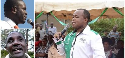 ODM sasa wamfuma Chris Wamalwa wa Ford-K baada ya Wetangula