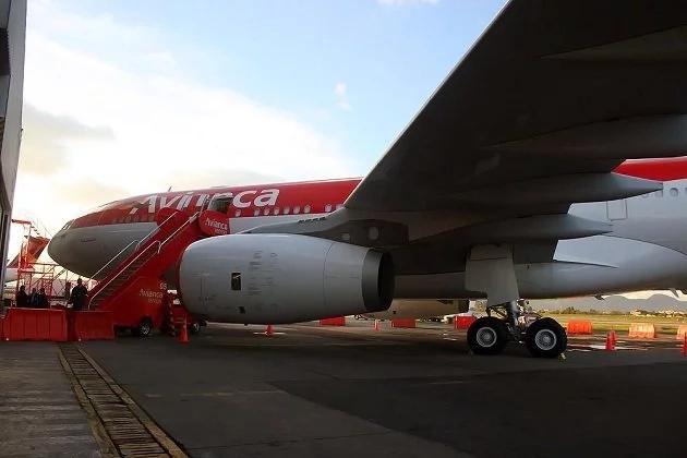 Pasajeros de Avianca rumbo a Cali se llevaron un fuerte susto