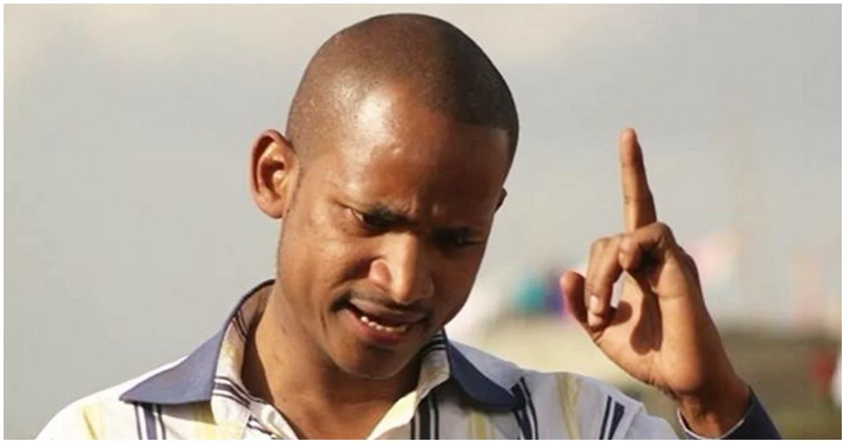 Babu Owino accuses UhuRuto of bribing judge to order vote recount