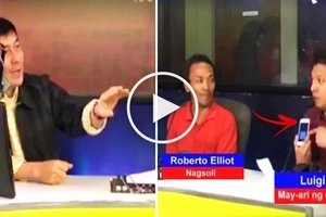 Watch Raffy Tulfo go beast mode on Pinoy guest of his show! The real reason will shock you!