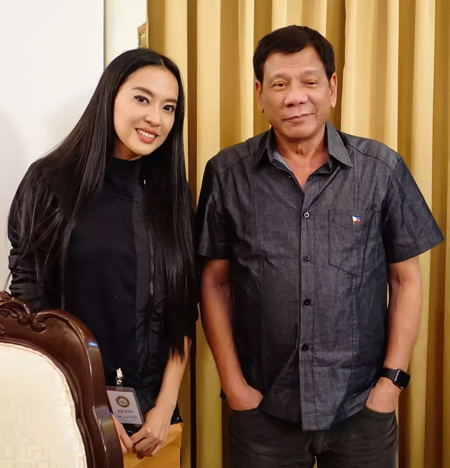 Mocha Uson suggests Duterte should ignore media again