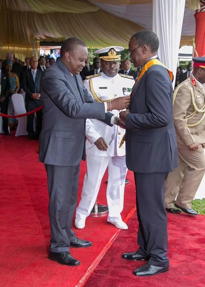 Jaji Mkuu David Maraga atuma onyo kali kwa Uhuru na viongozi wengine wa Jubilee