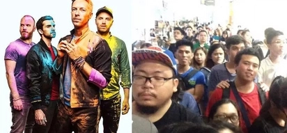 The struggle is real! Unswayed Filipino fans eager to get Coldplay tickets whatever it takes