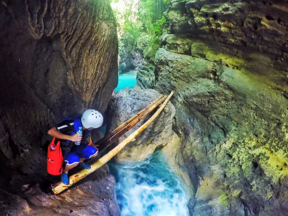 TRUTH: Canyoneering is not for everyone to try
