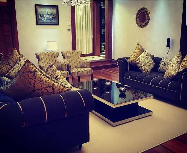 Never seen photos of Kenya's richest heiress Anerlisa's palatial mansion