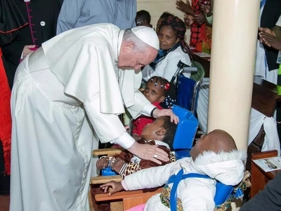 Nairobi Is A Disgrace To Humanity, Pope Francis Says In Report