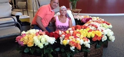All for love! Look at what this man did to her cancer-stricken wife