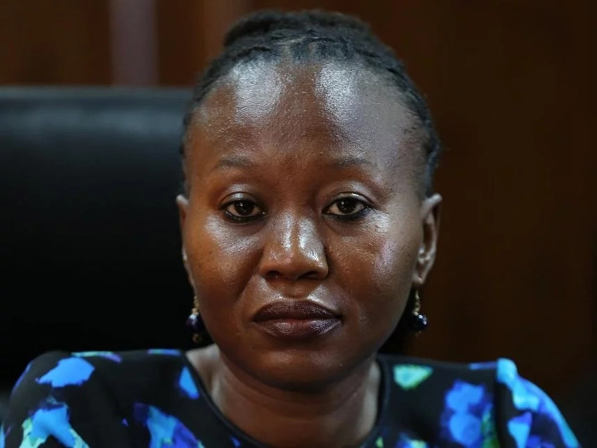 IEBC official finally speaks after she was temporarily ejected from US bound plane