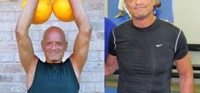 Él dejó la quimioterapia en etapa 4 del cáncer de hígado y superó su enfermedad con la dieta Keto