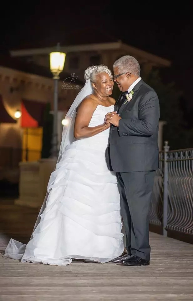 They tied the knot on July 29. Photo: Gianna Snell Photography